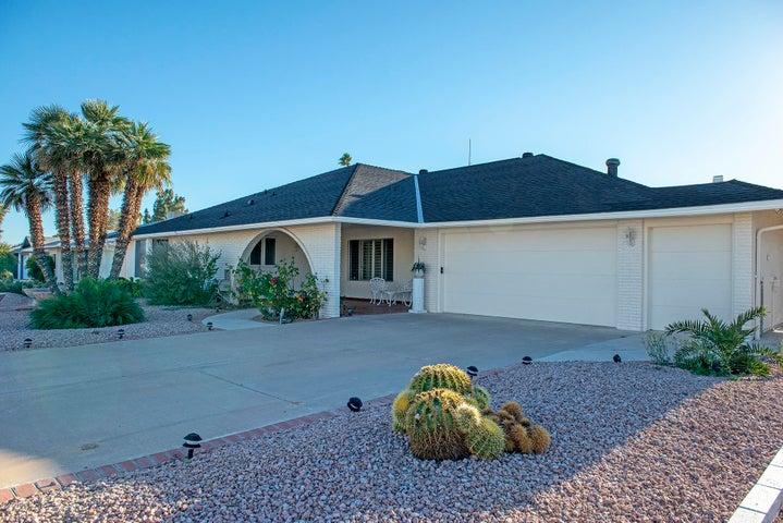12731 W PAINTBRUSH Drive, Sun City West, AZ 85375