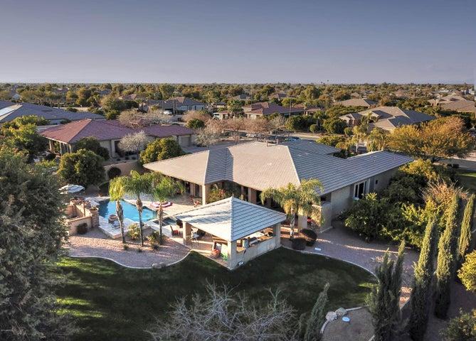 4631 E COLLINWOOD Drive, Gilbert, AZ 85298