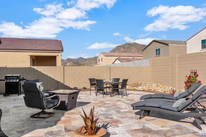 $15k for travertine & backyard detailing