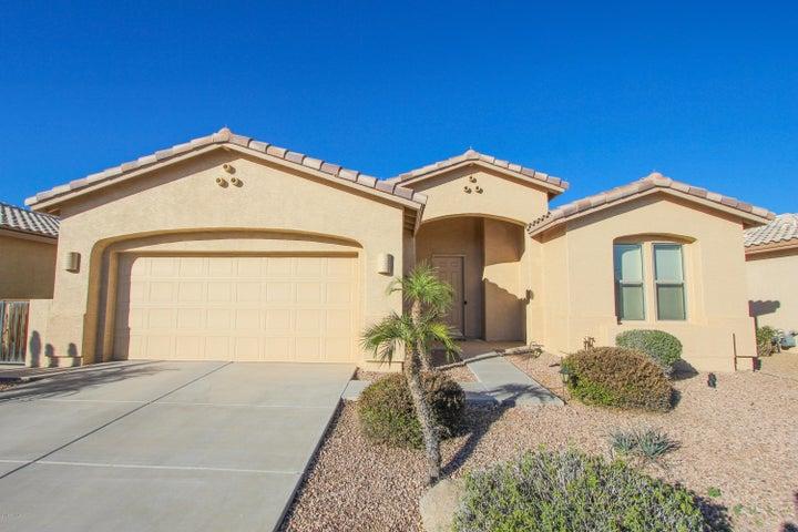 24922 S GLENBURN Drive, Sun Lakes, AZ 85248