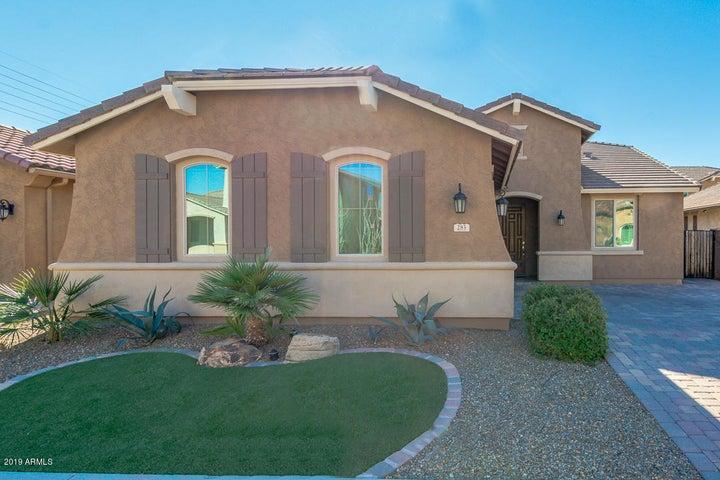 283 E GLACIER Drive, Chandler, AZ 85249