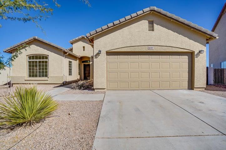 18397 N LARKSPUR Drive, Maricopa, AZ 85138
