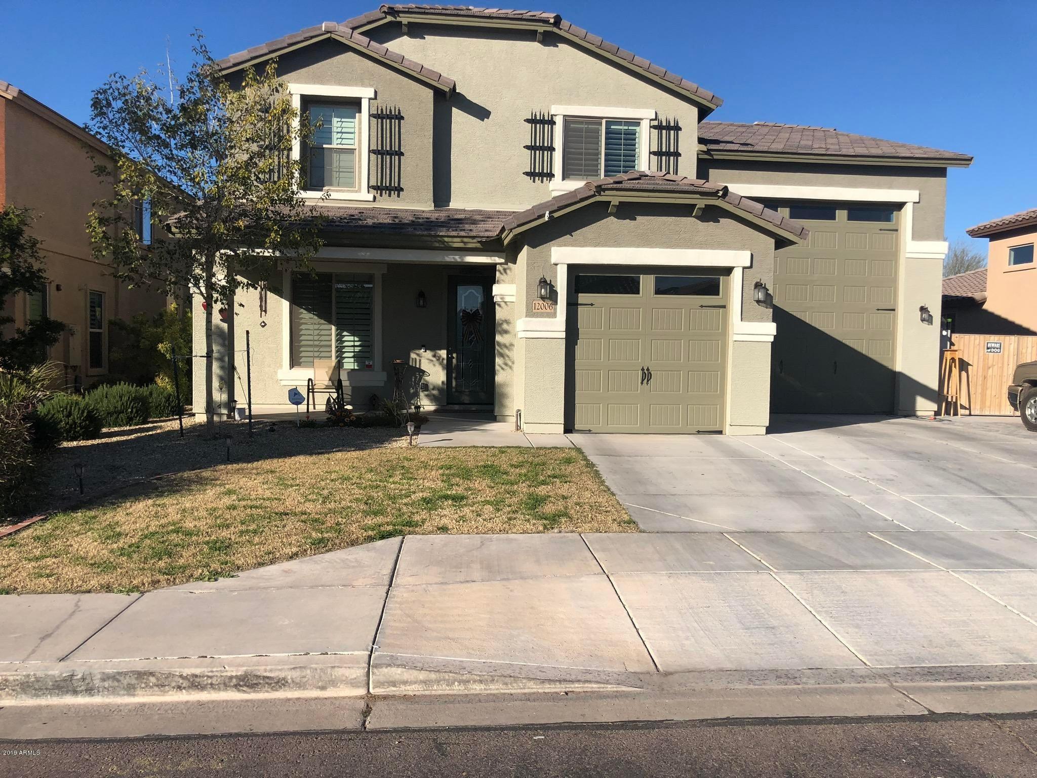 12006 W MOUNTAIN VIEW Drive, Avondale, AZ 85323