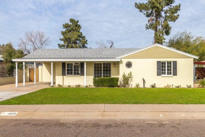 1020 W GEORGIA Avenue, Phoenix, AZ 85013