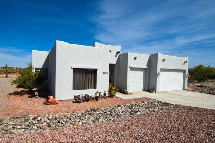 25928 W RAVINA Lane, Morristown, AZ 85342