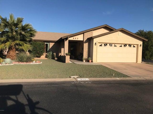 905 S 79th Place, Mesa, AZ 85208
