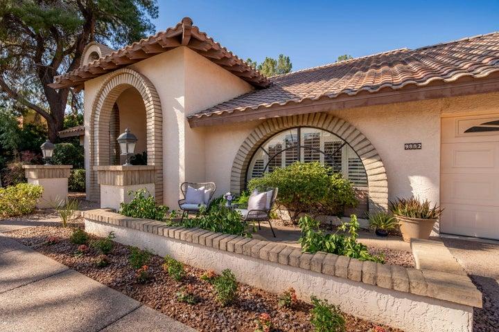 9882 E SAN SALVADOR Drive, Scottsdale, AZ 85258