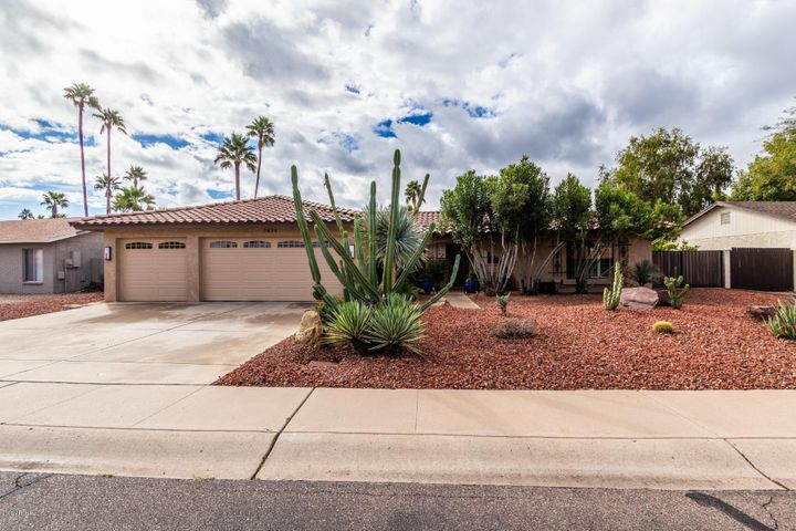 7823 E VIA DE LA ENTRADA, Scottsdale, AZ 85258