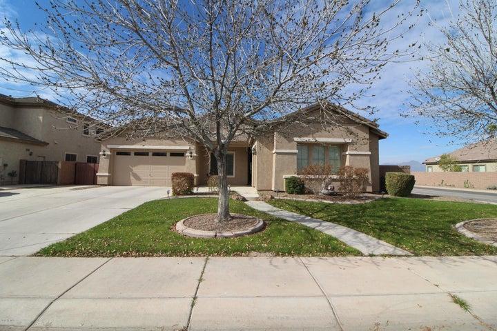 22594 N SUNSET Drive, Maricopa, AZ 85139