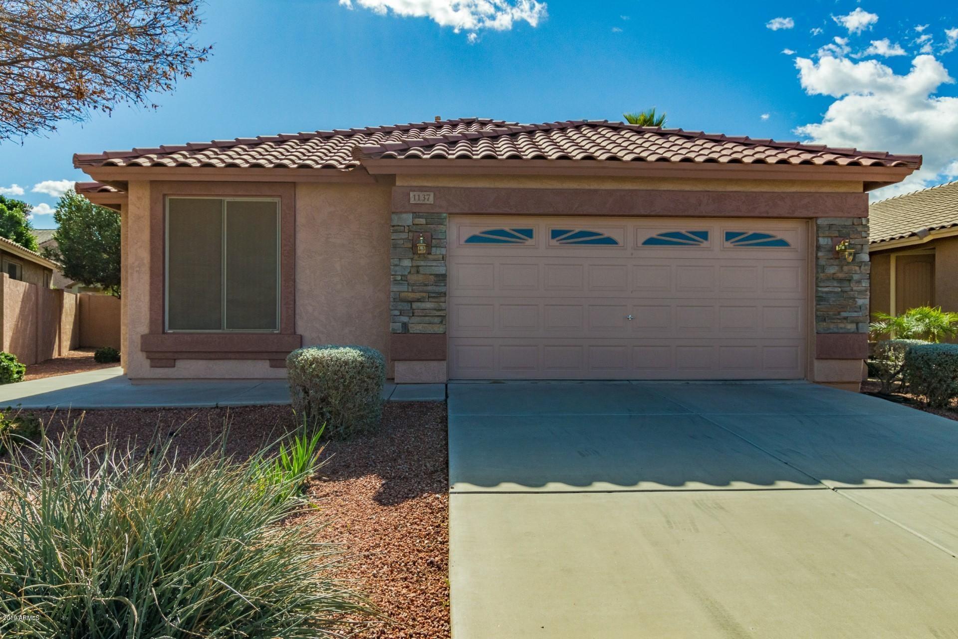1137 E TEMPLE Court, Gilbert, AZ 85296