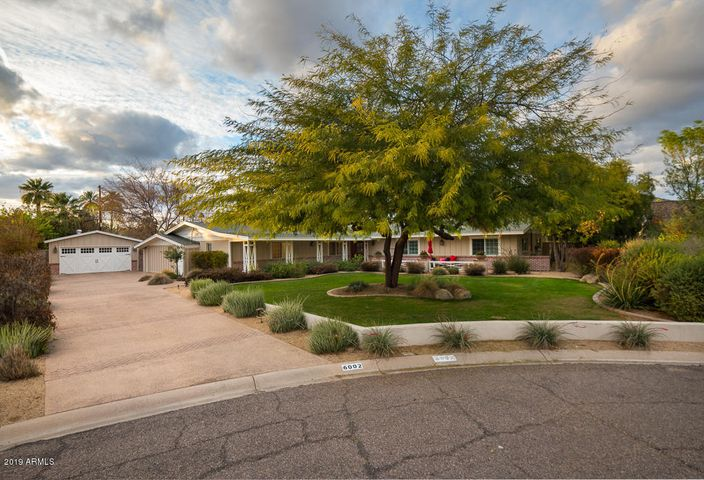 6002 E CALLE ROSA, Scottsdale, AZ 85251