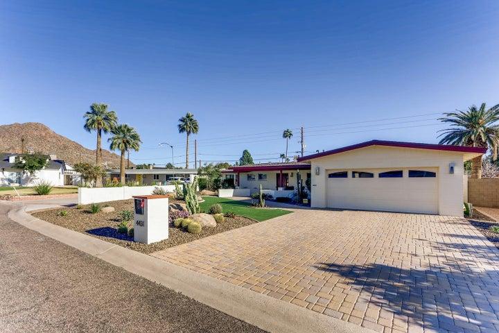 4431 E CALLE ALLEGRE Street, Phoenix, AZ 85018