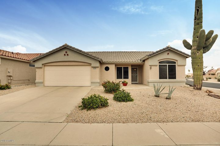21765 N LIMOUSINE Drive, Sun City West, AZ 85375