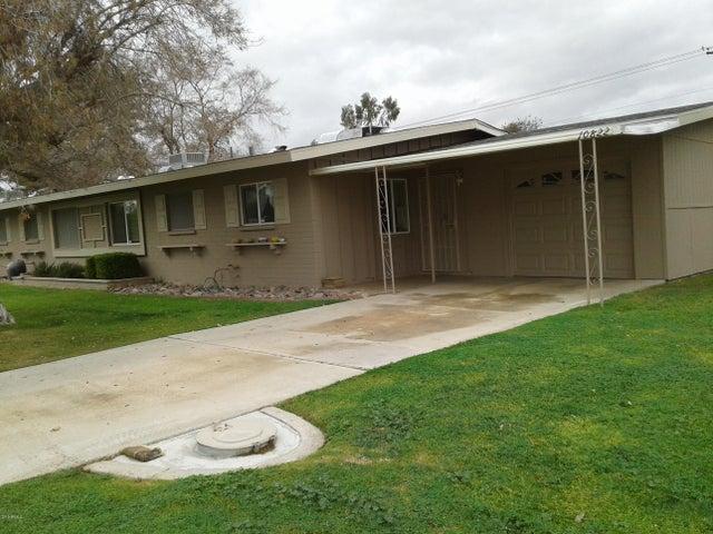 10822 W ABBOTT Avenue, Sun City, AZ 85351