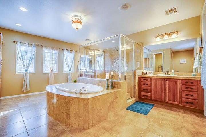 Master Suite Bath!