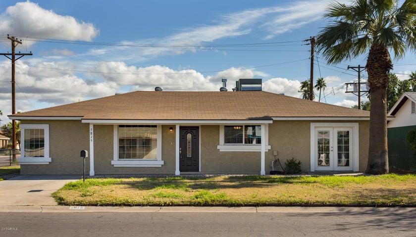 5815 N 21ST Avenue, Phoenix, AZ 85015