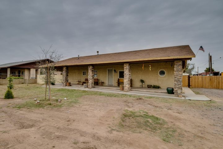 Over 21,000 square foot lot in The HOT South Phoenix Area