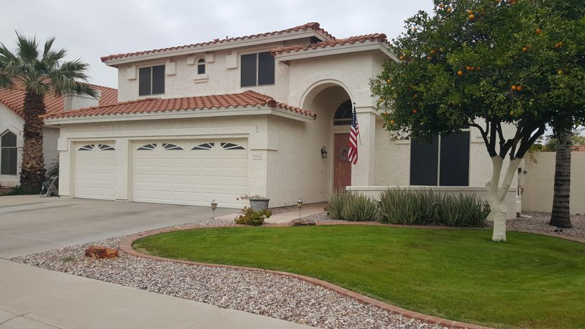5818 W WETHERSFIELD Drive, Glendale, AZ 85304