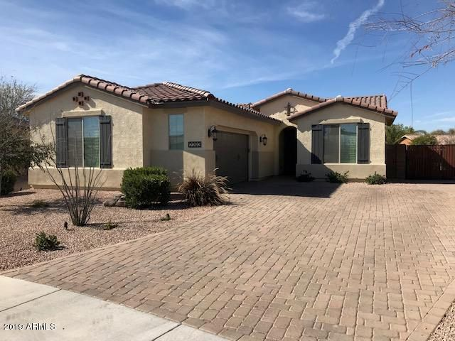 2292 S MINNEOLA Lane, Gilbert, AZ 85295