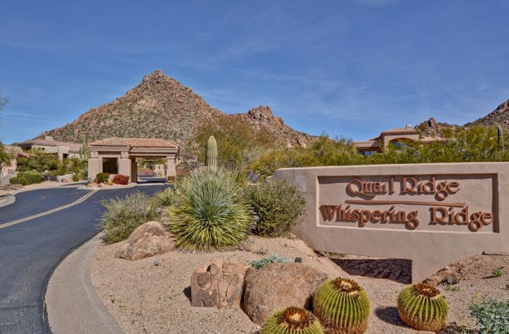 Privacy Gated Whispering Ridge and Quail Ridge at Troon