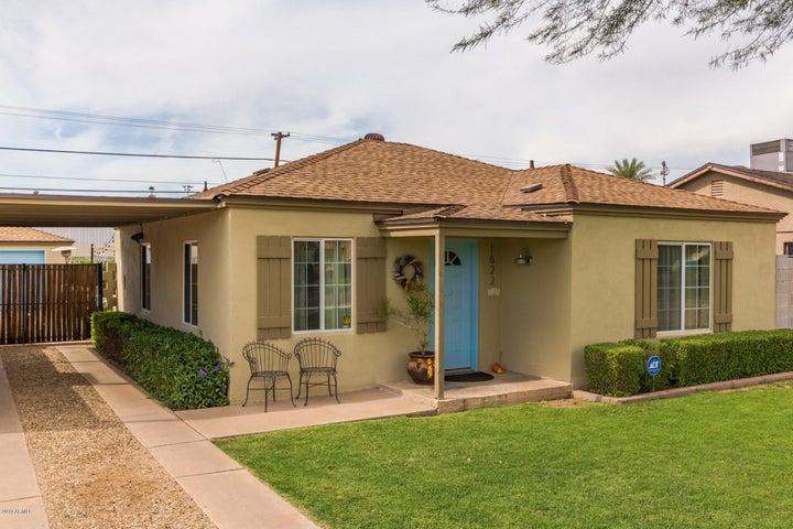 1622 N 17TH Avenue, Phoenix, AZ 85007