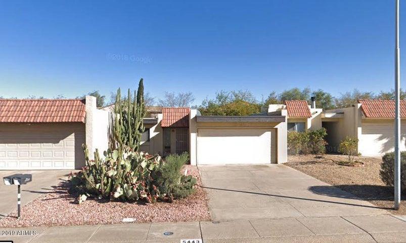 5443 S MITCHELL Drive, Tempe, AZ 85283