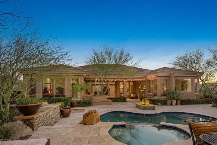 10958 E MEADOWHILL Drive, Scottsdale, AZ 85255