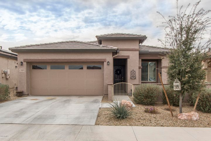 17889 W SILVER FOX Way, Goodyear, AZ 85338