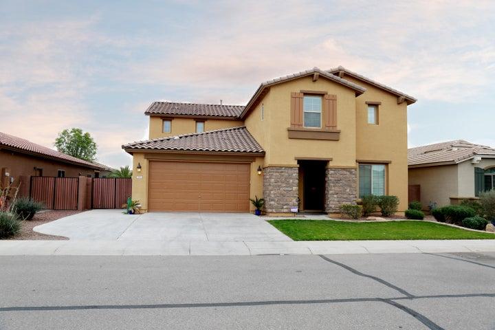 595 W STANLEY Avenue W, Queen Creek, AZ 85140