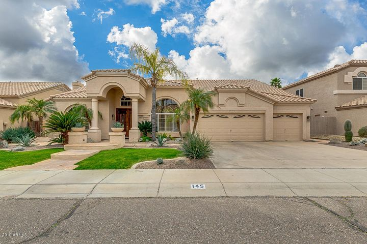 145 W NIGHTHAWK Way, Phoenix, AZ 85045