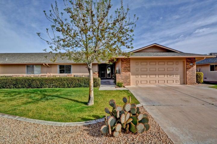 12910 W SHADOW HILLS Drive, Sun City West, AZ 85375