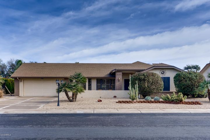 13548 W SPRING MEADOW Drive, Sun City West, AZ 85375