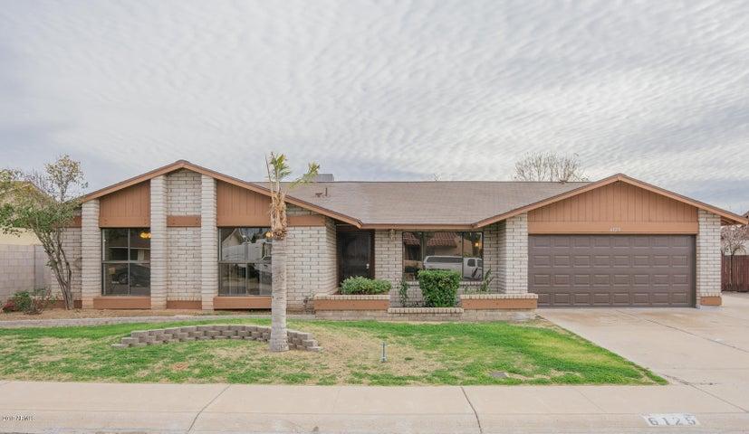 6125 W LARKSPUR Drive, Glendale, AZ 85304