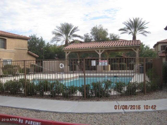 Entry community pool