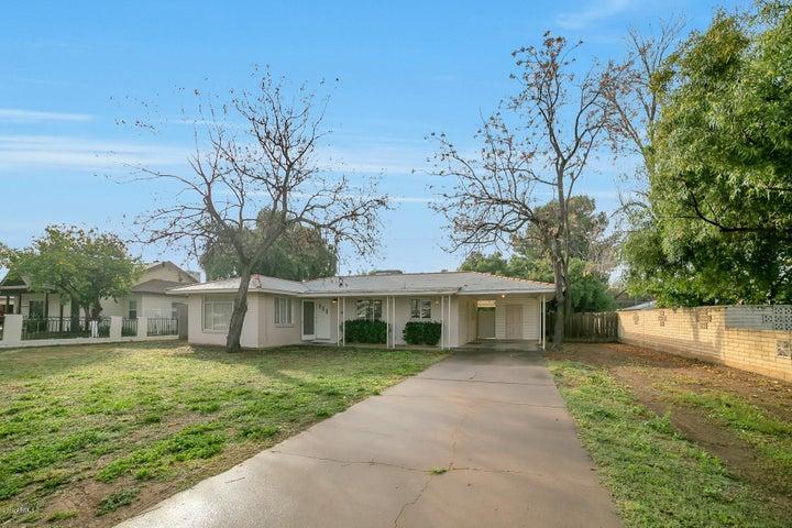 3907 E OAK Street, Phoenix, AZ 85008