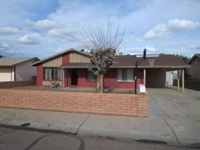 7726 W VERMONT Avenue, Glendale, AZ 85303