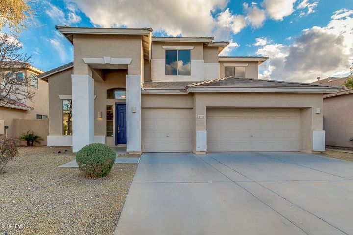 3447 W MORGAN Lane, Queen Creek, AZ 85142