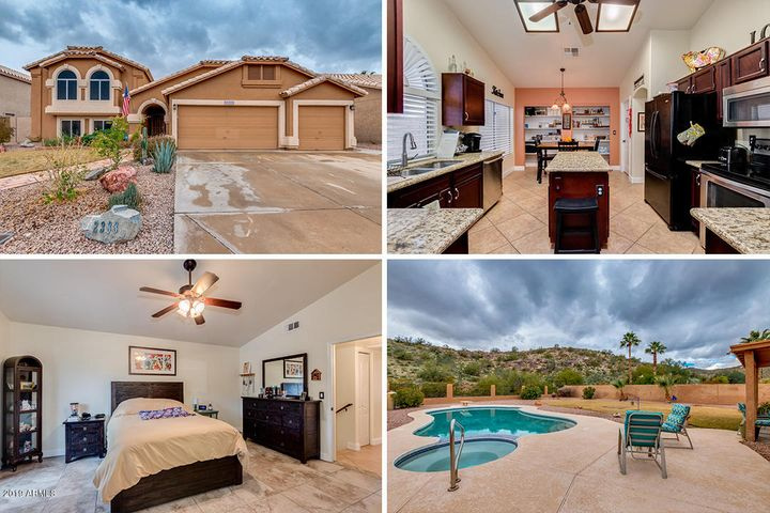 2333 E TAXIDEA Way, Phoenix, AZ 85048