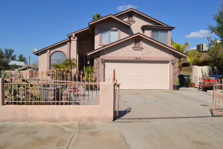 1614 E VINEYARD Road, Phoenix, AZ 85042