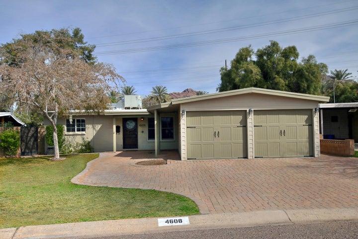 4608 E MONTECITO Avenue, Phoenix, AZ 85018