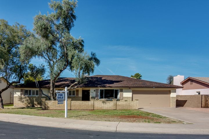 740 N CHIPPEWA Place, Chandler, AZ 85224