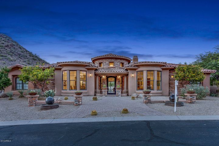 Stunning executive size home