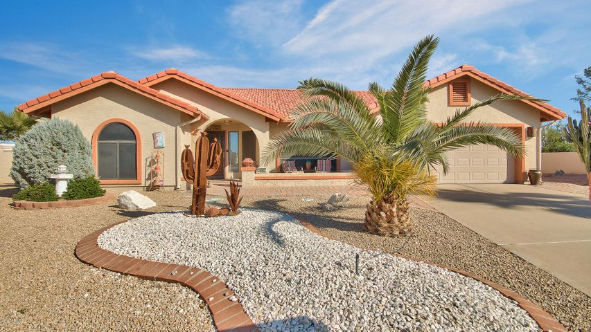 25602 S FAIRWAY Court, Sun Lakes, AZ 85248