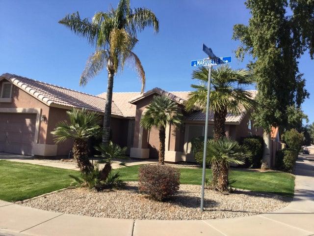 1926 E MARQUETTE Drive, Gilbert, AZ 85234