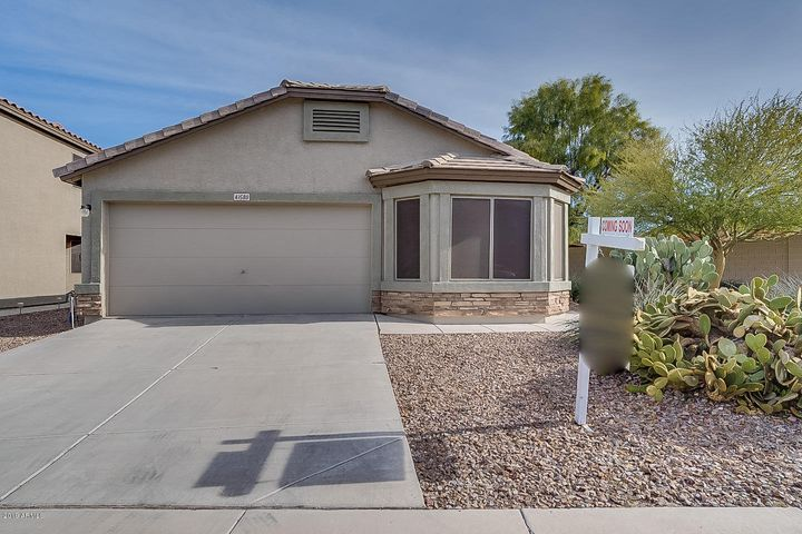 41580 W SUNLAND Drive, Maricopa, AZ 85138