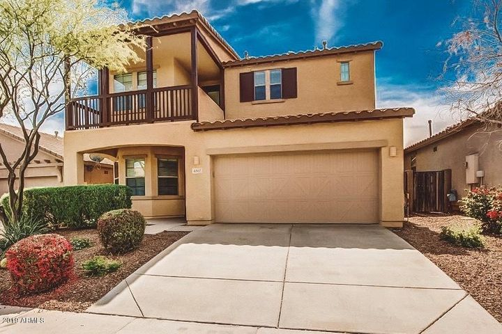 4317 W POWELL Drive, New River, AZ 85087