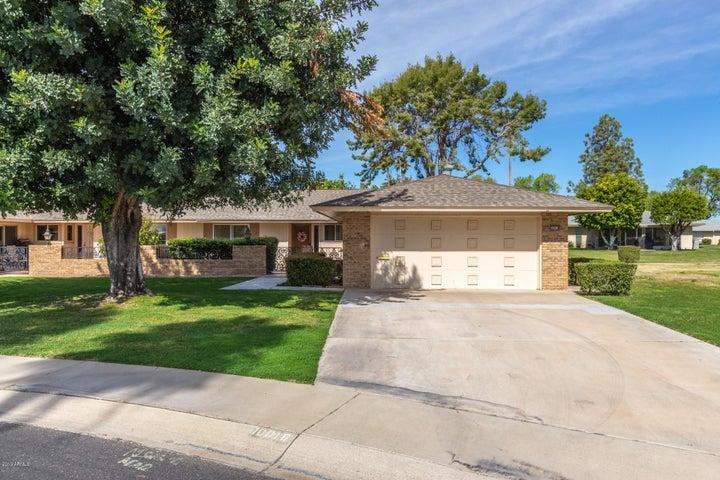 10018 W SANDSTONE Drive, Sun City, AZ 85351