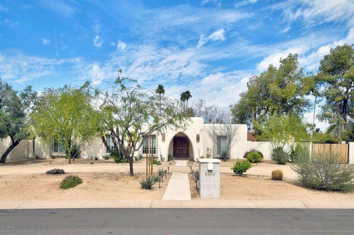 6602 E NORTH Lane, Paradise Valley, AZ 85253
