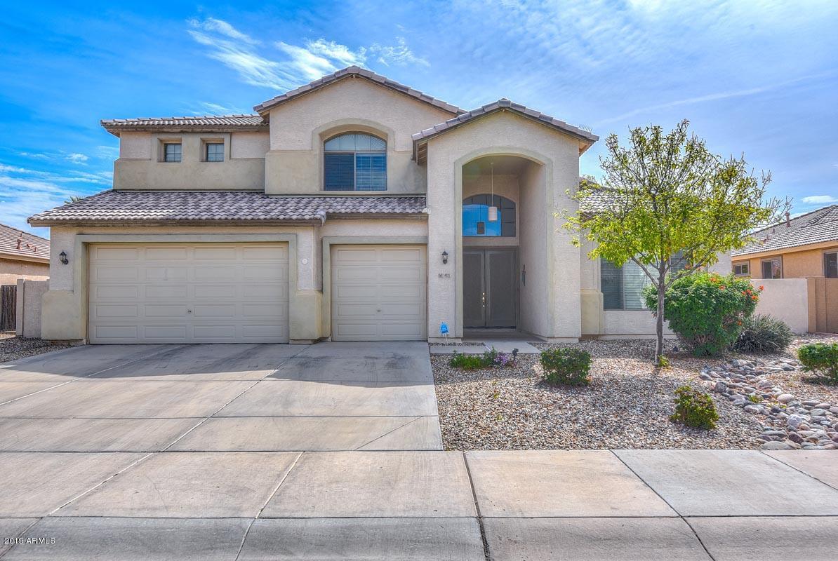 14111 W WINDWARD Avenue, Goodyear, AZ 85395