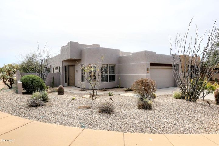 9579 E CHUCKWAGON Lane, Scottsdale, AZ 85262